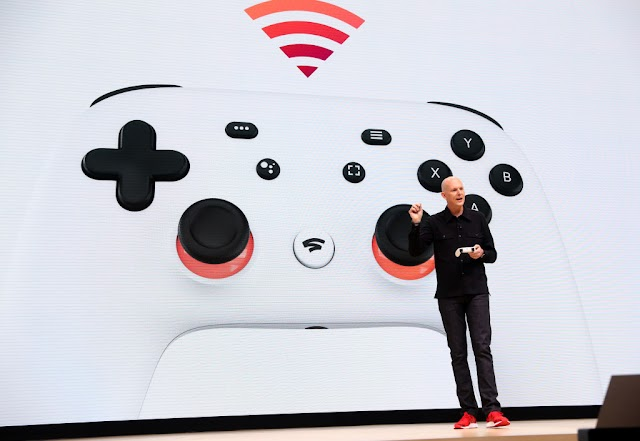 Google Jumps into Gaming Industry with Google Stadia, Coming in 2019