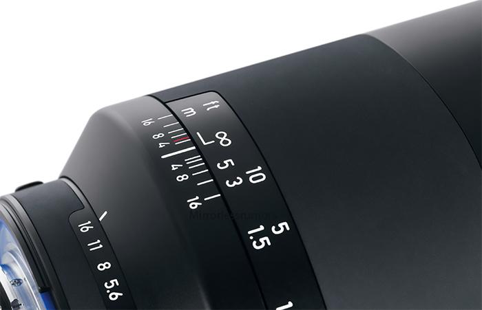 Zeiss Milvus 35mm f/1.4
