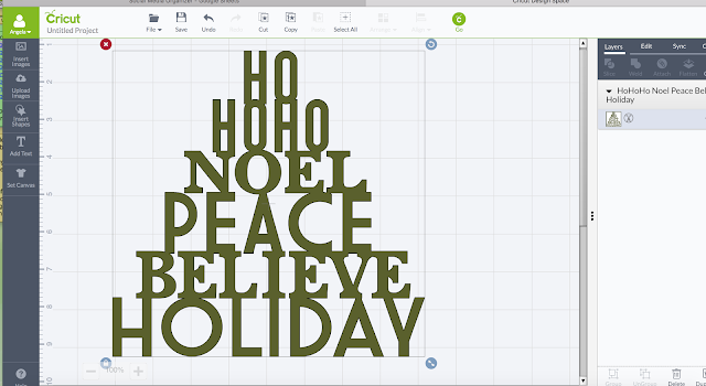 Cricut Explore Air 2 for making gifts