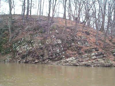 Neshaminy Creek - Tyler State Park.