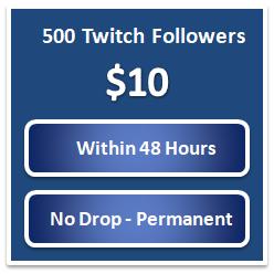 500 boost twitch followers, twitch viewer bot
