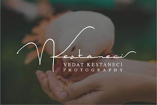 Photography Fotoğrafçı logo tasarımı imza Kestabeci