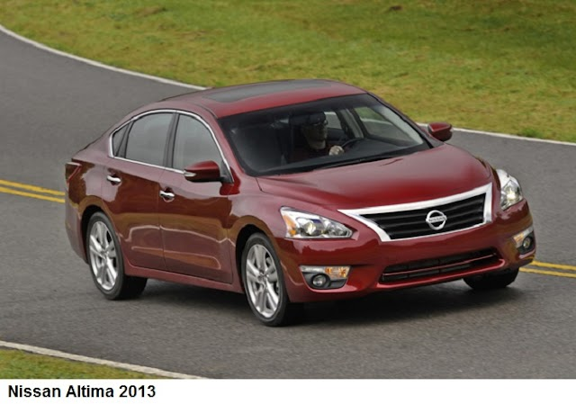 Nissan Altima 2013 test drive and review