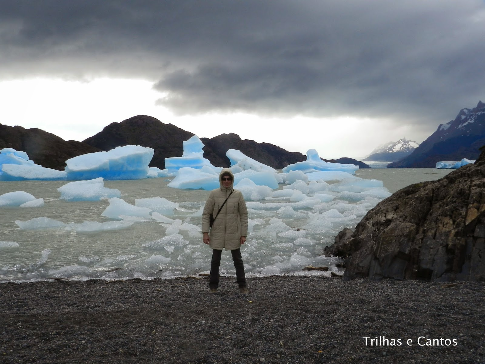 Lago Grey Patagonia Chilena