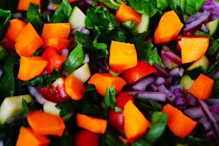 frittata vegetariana light