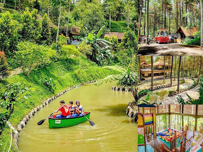 Dago Dream Park Primadona Wisata Bermain Anak Seputarbandungraya Com