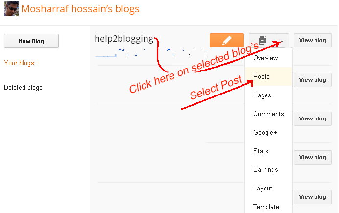 How to Put HTML Scroll Box in Your Blogger Posts