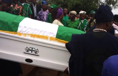 Image result for Adebayo Faleti laid To Rest