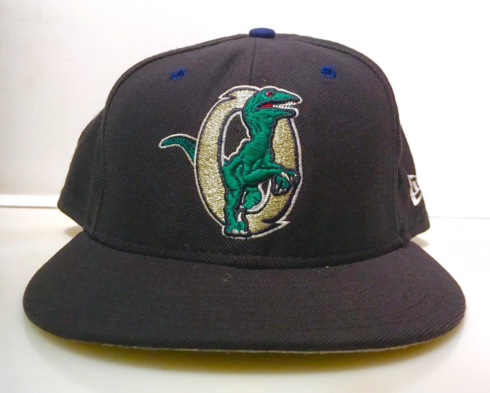 When the Ogden Raptors cap logo debuted in 1994 b56deb670d3f