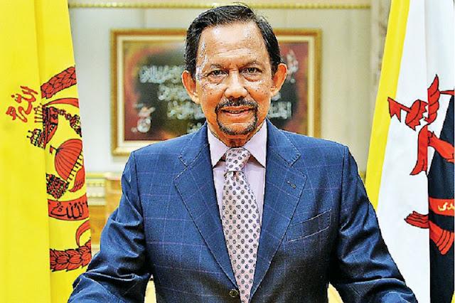 PANAS! Presiden Halimah Ditolak Warga Etnis China, Sultan Brunei Ancam Beli Singapura dan...