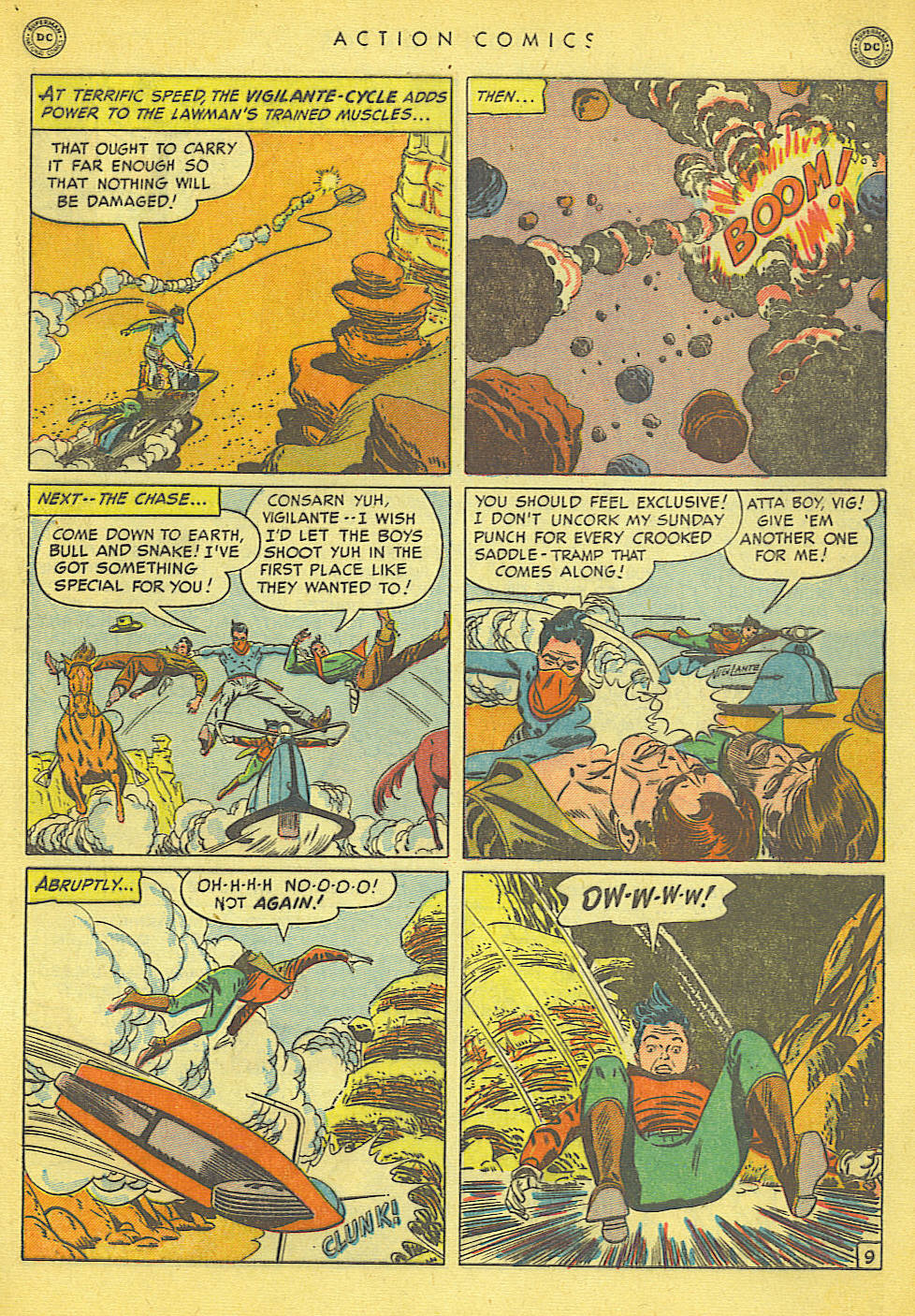Read online Action Comics (1938) comic -  Issue #152 - 47