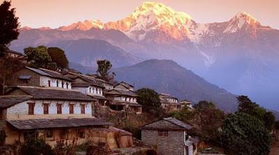 wisata di nepal