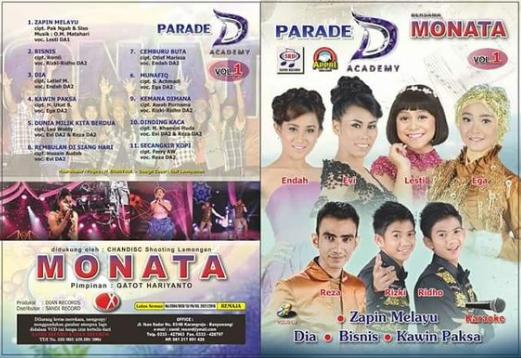 Monata Parade DAcademy Vol 2