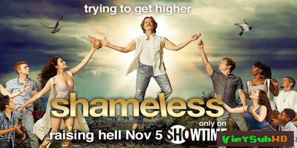 Phim Mặt Dày (Phần 8) Tập 12/12 VietSub HD | Shameless (Season 8) 2017