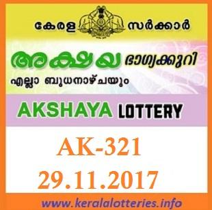 AKSHAYA (AK-321) ON NOVEMBER 29, 2017