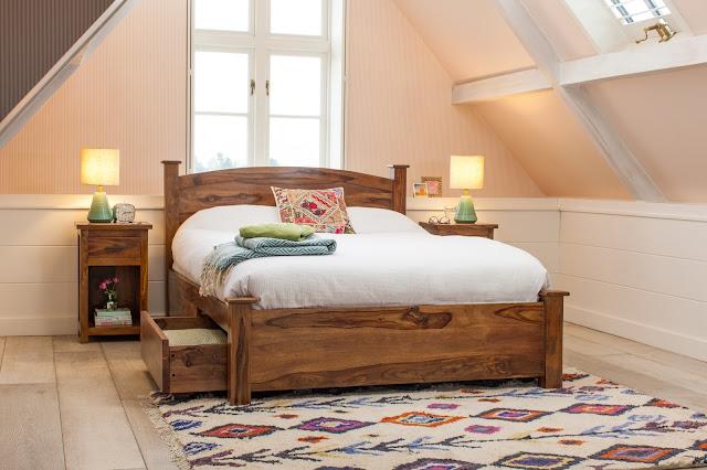 Mallani Storage Bed