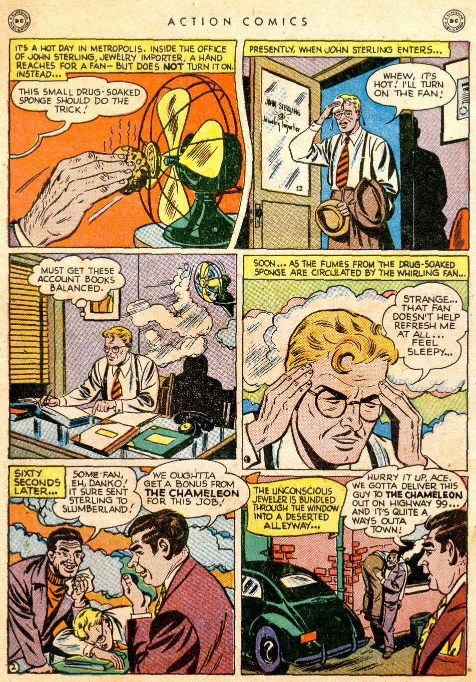 Read online Action Comics (1938) comic -  Issue #126 - 4