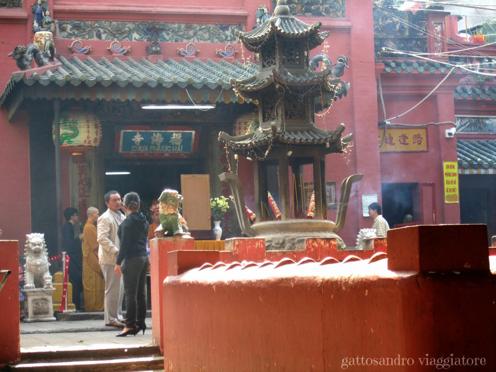Pagoda dell'Imperatore di Giada Saigon