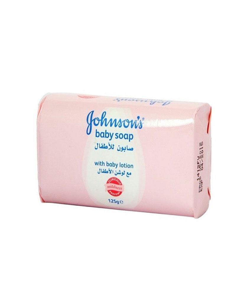 Johnson Baby Soap 125 g