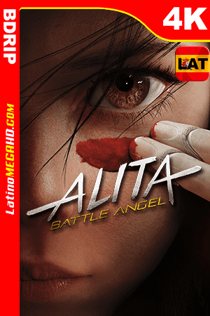 Alita Battle Angel (2019) HDR10Plus Latino Ultra HD 4K BDRIP 2160P ()