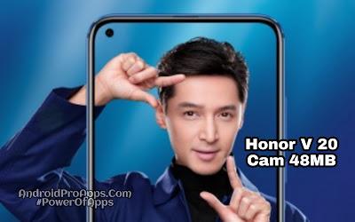 تصميم هونر V 20 | Honor V20