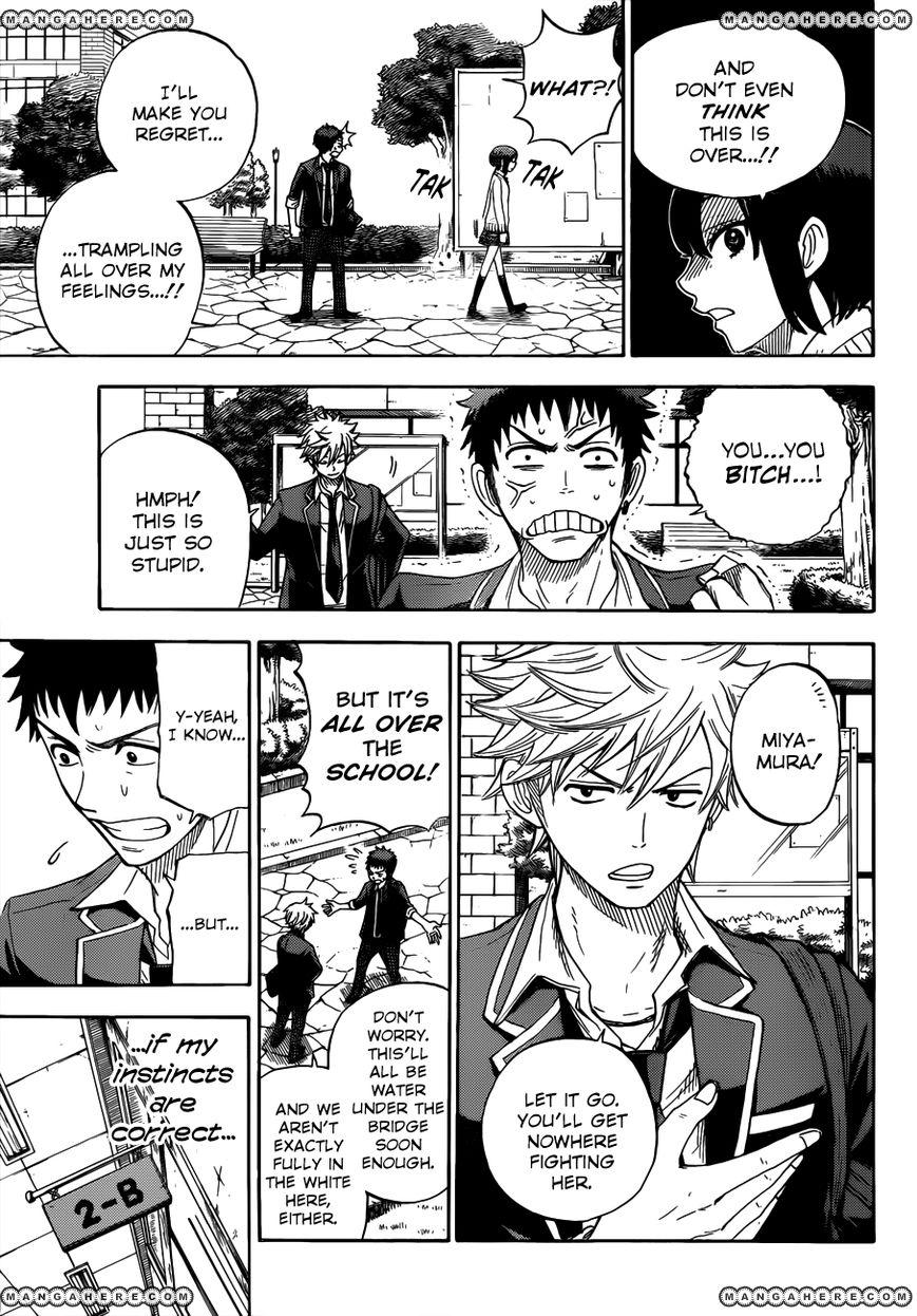 Yamada-kun to 7-nin no Majo 8