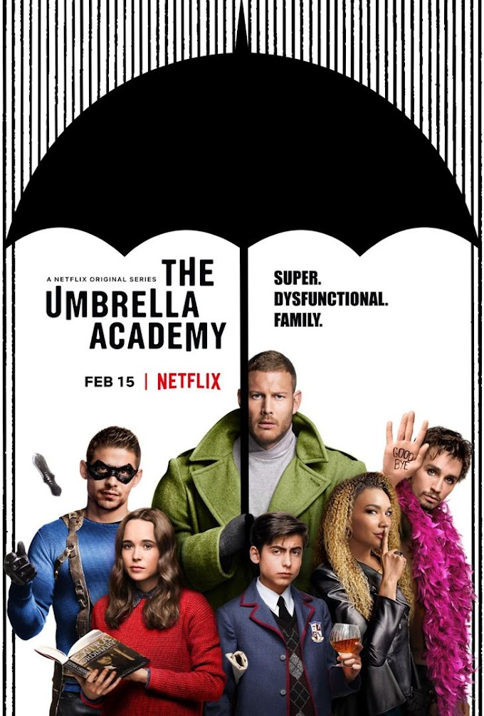 Crítica: The Umbrella Academy