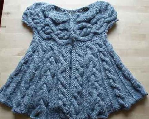 Knit In Chunks - Free Pattern