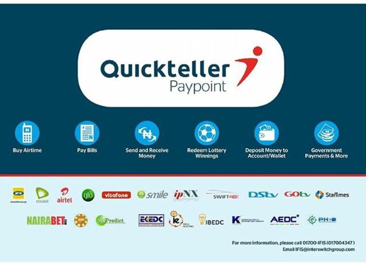 Make Money Online as a Quickteller Paypoint Agent