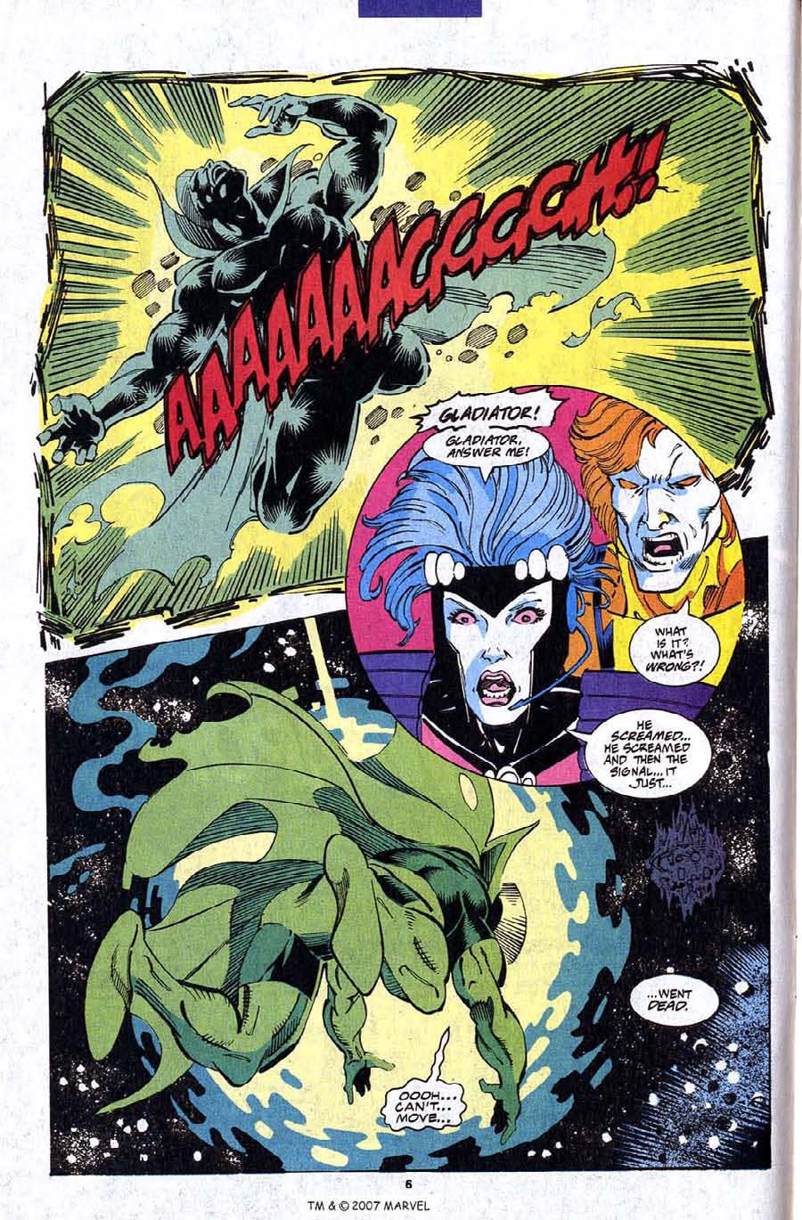 Read online Silver Surfer (1987) comic -  Issue #79 - 8
