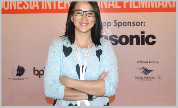 Rini Sugianto adalah salah satu animator Indonesia