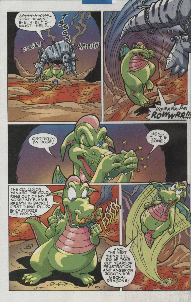 Read online Sonic The Hedgehog comic -  Issue #156 - 42