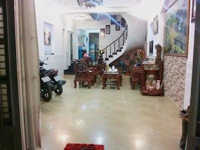 Bán nhà đường Nguyễn Văn Vĩnh, P4, Tân Bình 5x20m, 3 tầng