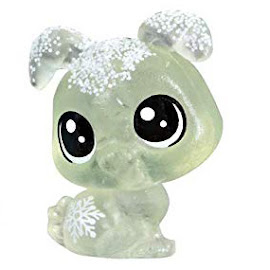 Littlest Pet Shop Series 5 Frosted Wonderland Tube Rabbit (#No#) Pet