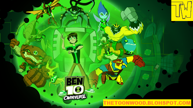 Ben 10 Omniverse In HINDI Full Episodes [HD]