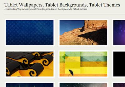 Wallpapers para Tablets