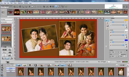 karizma wedding photo album software free download
