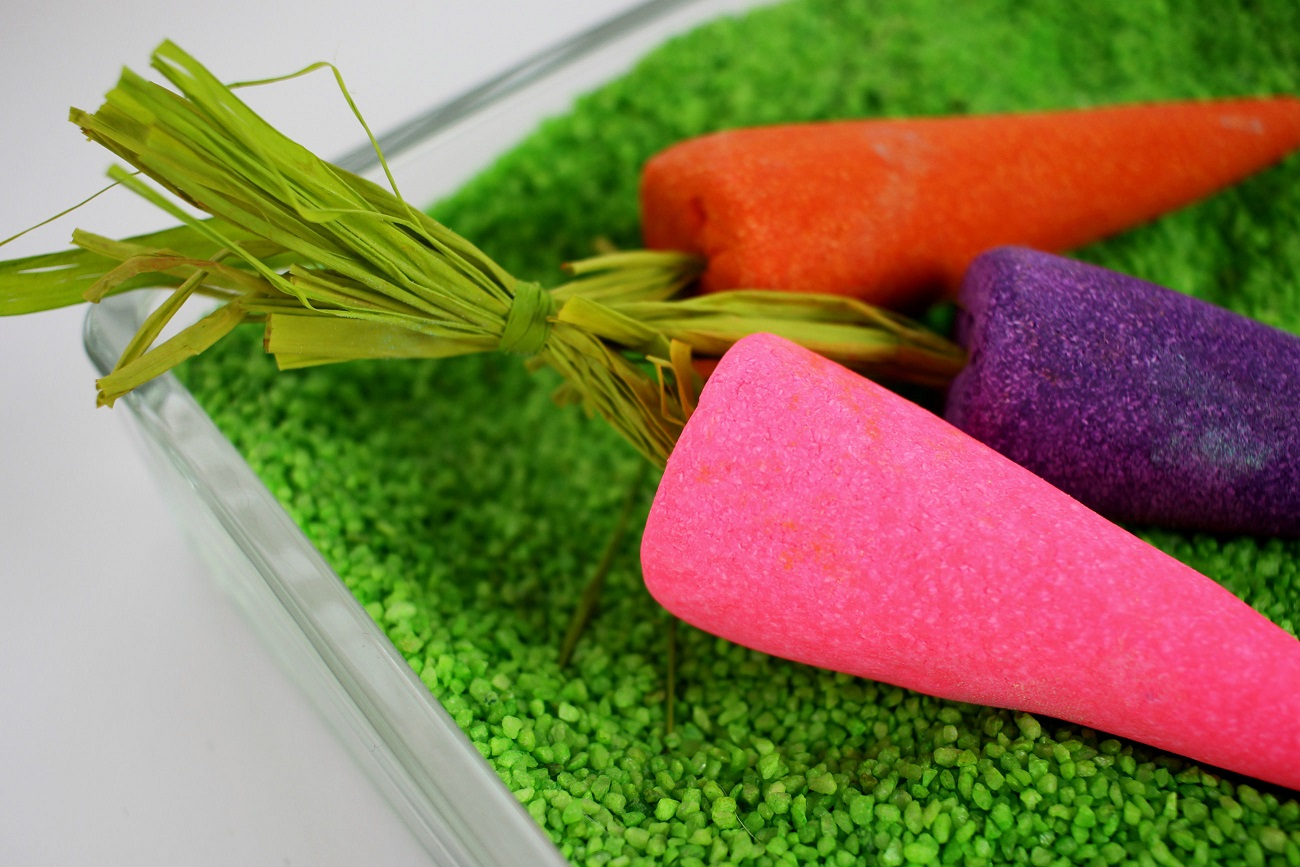 2016, badebombe, baden, Bunch Of Carrots, entspannen, fresh handmade cosmetics, geschenkidee, humpty dumpty, limited edition, limitierte osterprodukte, lush, neuheiten. vegan, ostern, review, schaumbad, wellness,