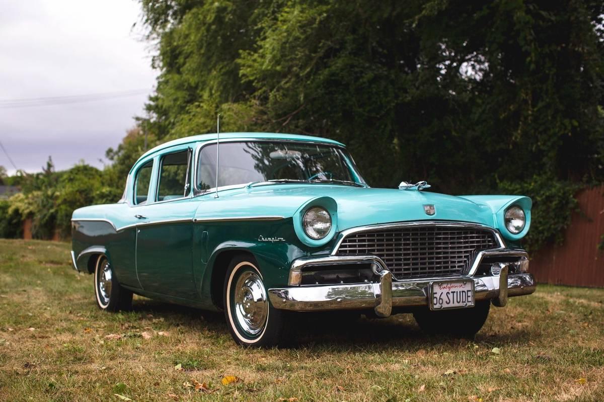 Daily Turismo: I Am The Champ: 1956 Studebaker Champion