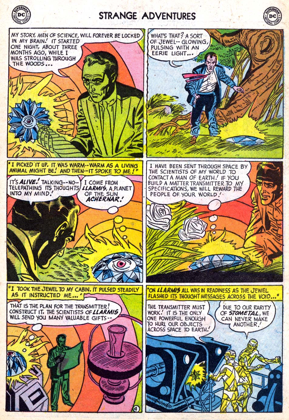 Strange Adventures (1950) issue 25 - Page 31
