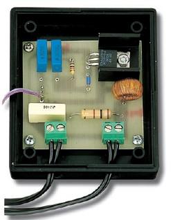 schema et montage d 39 un variateur simple pour lampe 220 schema electronique et schema. Black Bedroom Furniture Sets. Home Design Ideas