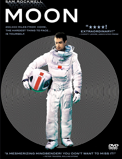 Ver En la Luna (Moon) (2009) Online