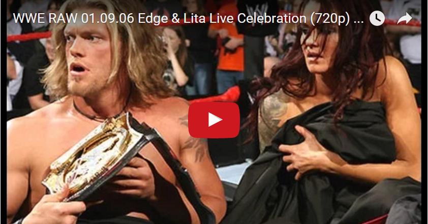 Edge lita live sex video