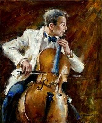 Linha Baixo - Andrew Atroshenko - Um pintor impressionista romântico