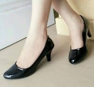 Sepatu Pantofel Wanita Model Baru