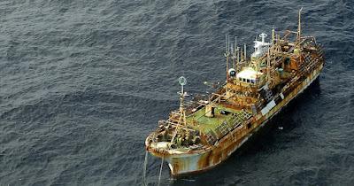 سفينة الأشباح