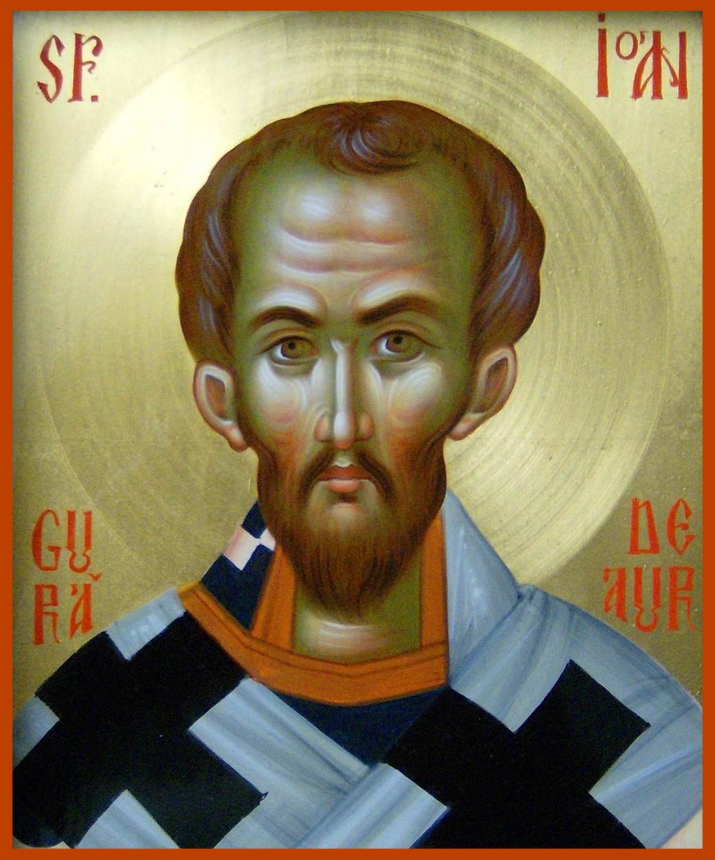 St. John Chrysostom Daniel Neculae