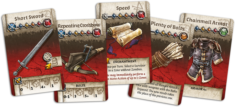 Zombicide: Black Plague (card)