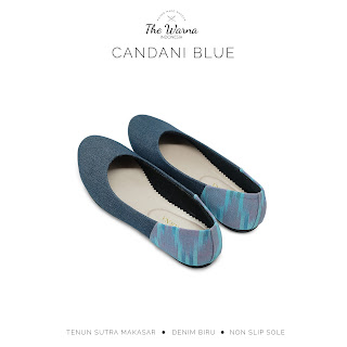 CANDANI BLUE THE WARNA