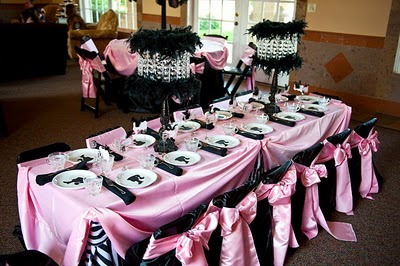 Party Tales Party Trend Paris Inspired Parties